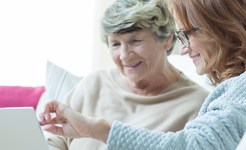Maxcare Ratgeber Smart Home für Senioren